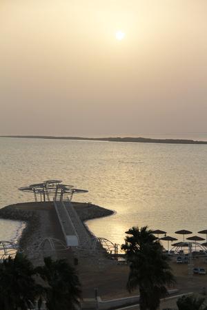 Dead sea  Israel photo