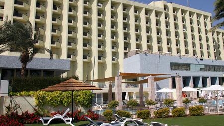 sediments: Hotel on the Dead sea
