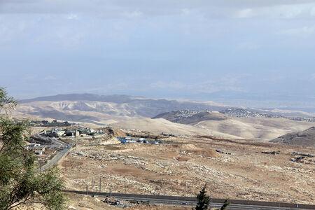 judean: Judean Desert  View from Mount Scopus   Jerusalem