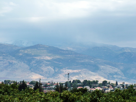 golan: The Golan Heights, Israel