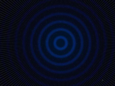 through travel: Space warp travel through universe