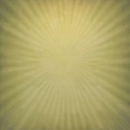 through travel: Space warp travel through  abstract green yellow  universe