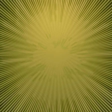 warp: Space warp travel through  abstract green yellow  universe