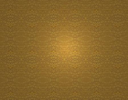Gold grunge  vintage pattern wallpaper background photo