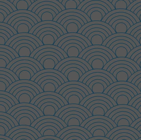Seamless abstract  fish scale pattern photo