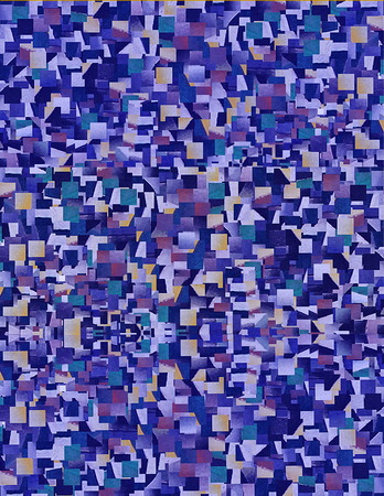 Mosaic   of pastel tones squares application creates beautiful abstract vintage pattern Stock Photo - 27253179