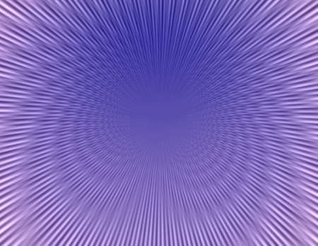 through travel: Space warp travel through  abstract lilac   universe