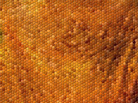 Abstract mosaic imitation  animal leather background photo