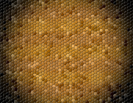 Abstract mosaic imitation  animal leather background photo