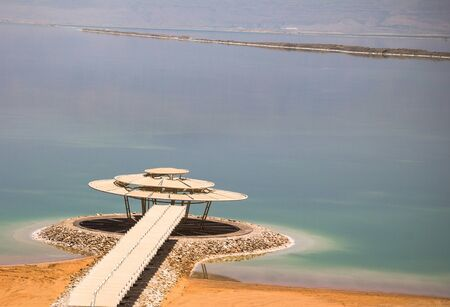 best place: Dead sea - best place in world for skin diseases therapy