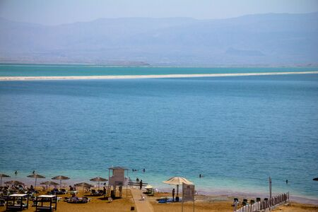 ein: Dead sea - best place in world for skin diseases therapy