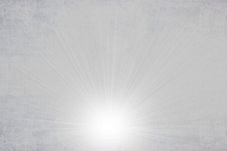 radiate: retro pattern background with radiate rays of light Stock Photo