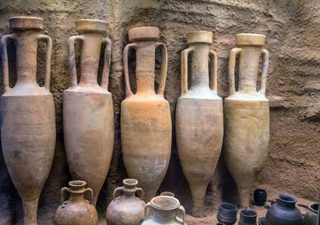 1st century: British museum. Welwyn Type burial Reconstruction. Welwyn Garden City, Hertfordshire. 1st Century BC. London, UK