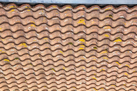 windsor: English stile modern tile roof. Windsor. UK Editorial
