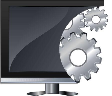 programm: TV repair Icon