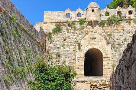 fortezza: The old stone gate of the medieval fortress