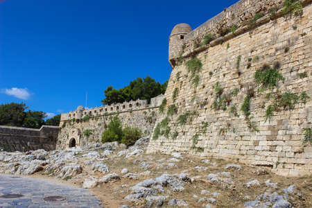 fortezza: The ruins of ancient fortress Fortezza