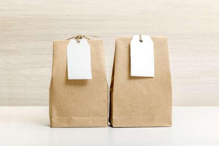 Blank Gift Tag Mockup, Thank You Tag Mockup, High Res Template