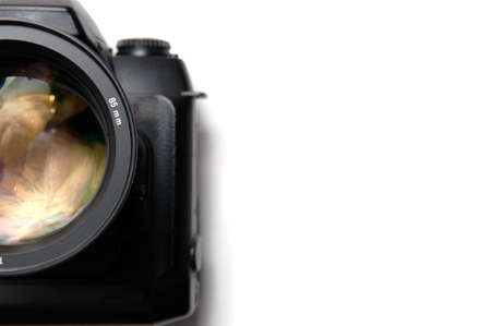 revestimientos: C�mara digital profesional de cerca