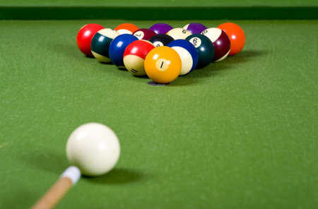 Pool or Billiards photo