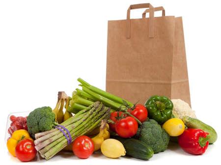 果物と野菜 写真素材 - 5800831
