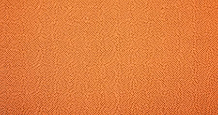 basketball background: A leather textured basketball background