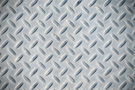 Weathered diamond plate background