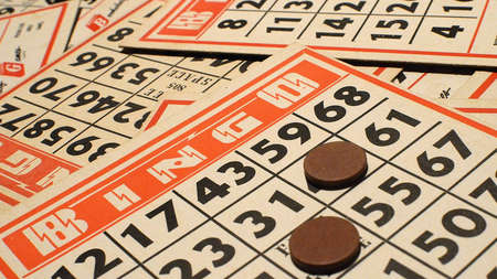 bingo: Classic Bingo tarjetas