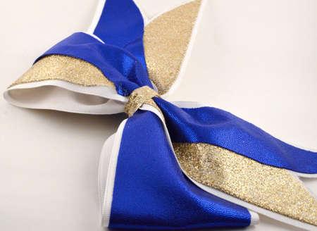 A Cheerleader Bow