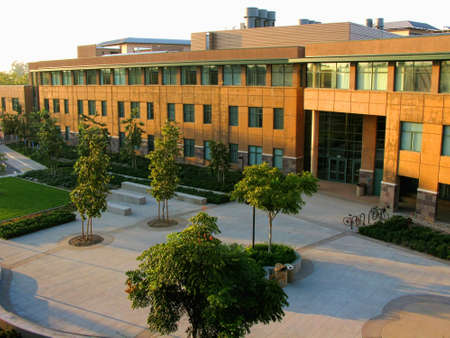 UC Irvine Biological Sciences Building