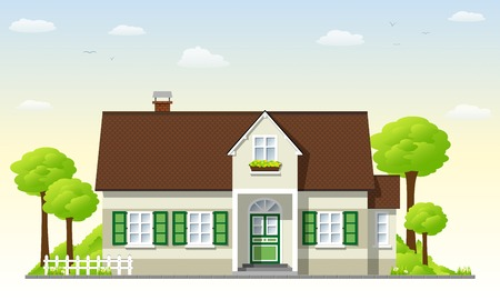 house: Country house