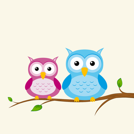 submission: Two owls se