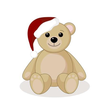 cuddle: Teddy with Weihnachtsmtze