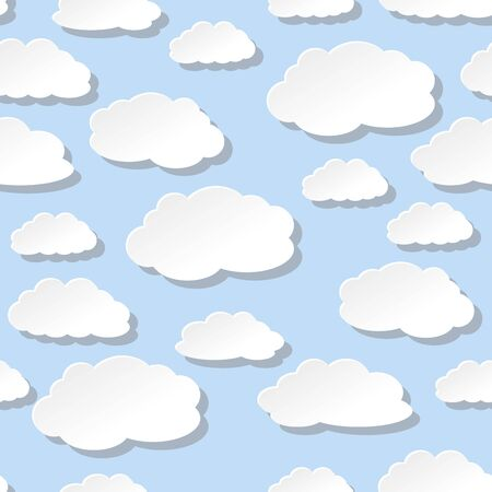 submission: Background of clouds