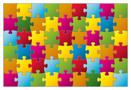 puzzle: Colorful Puzzle
