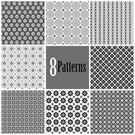 submission: 8 pattern