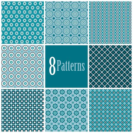 ongoing: 8 pattern