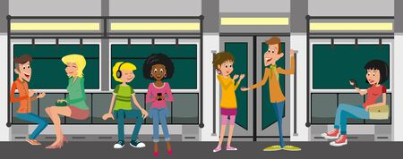 humane: Some people take the subway hipster