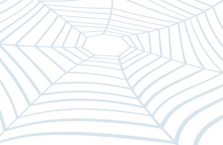 A background, an illustration, a structure, light grey, a web having seven strings. illustration
