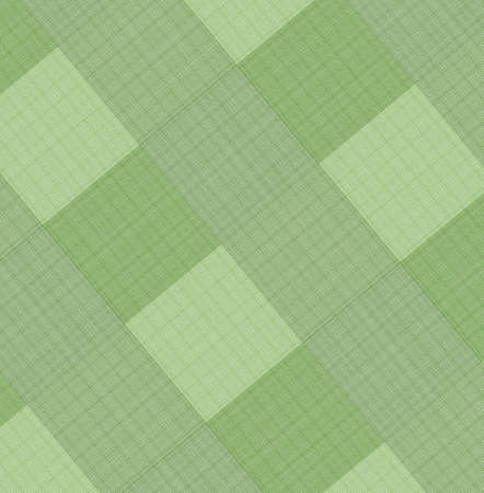 saturation: A decorative background from the green squares having a light structure of various shades and a saturation.