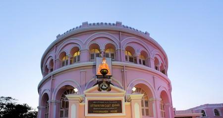 Vivekanandar Illam or Vivekananda House in Chennai, India