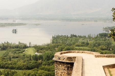 mughal: Pari Mahal or The Fairies Abode is a seven terraced Mughal garden above Dal lake in Srinagar, Kashmir