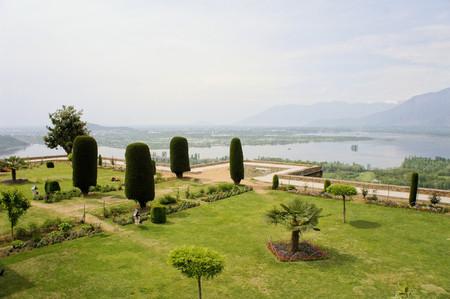 abode: Pari Mahal or The Fairies Abode is a seven terraced Mughal garden above Dal lake in Srinagar, Kashmir