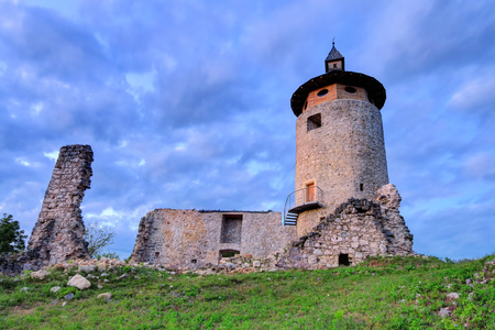 The castle Dreznik is an old castle ruin in Dreznik Grad, Croatia.