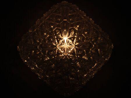light brown: Lightened lamp