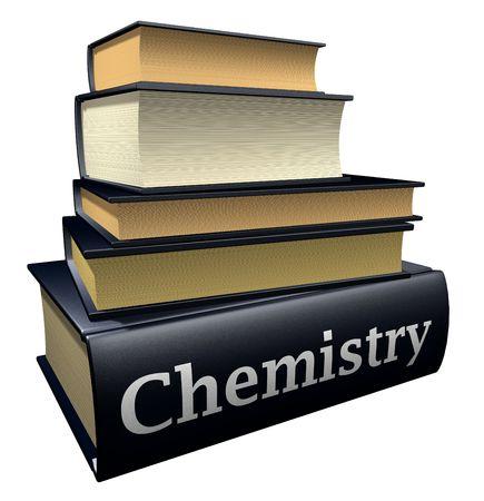 education books - chemistry  photo