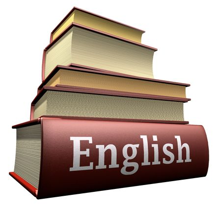 learn english: Education books - english