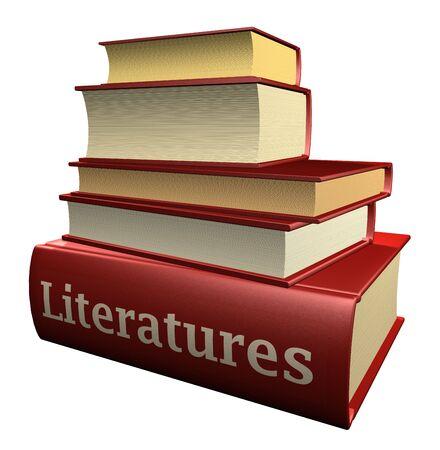 education books literatures  photo