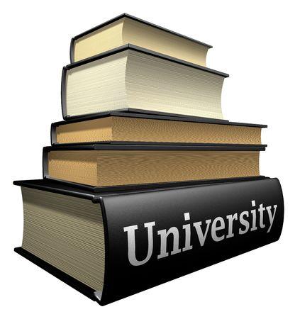 inkpot: Education books - university