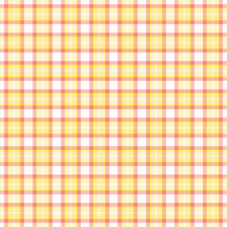 packing paper: Seamless wall-paper plaid, cream-yellow. Bright tartan texture for clothes, wall-paper, a background for cards, wedding invitation, packing paper, a web of the websites, etc. Stock Photo